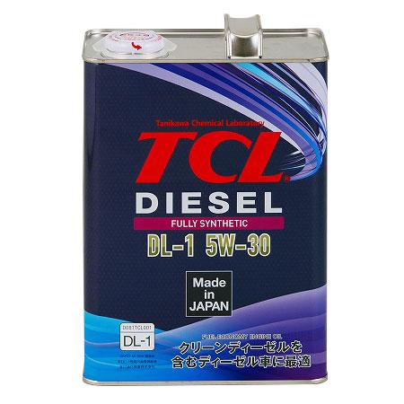 ディーゼルエンジンオイル DL-1 5W-30