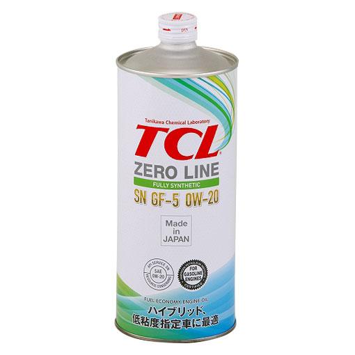 エンジンオイルZERO LINE 0W-20