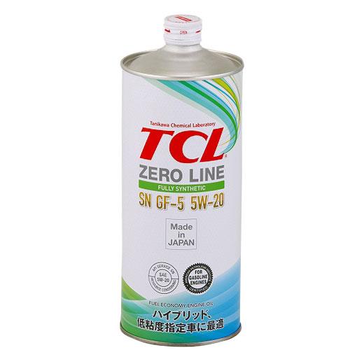 エンジンオイルZERO LINE 5W-20