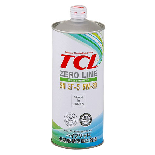 エンジンオイルZERO LINE 5W-30