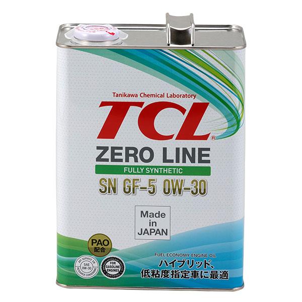 ZERO LINE 0W-30