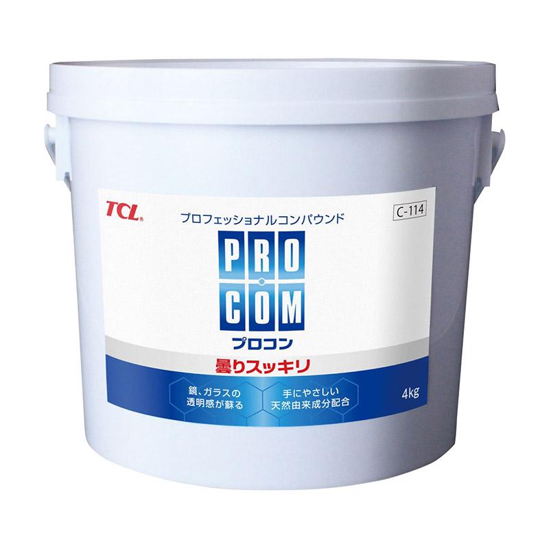 TCLガラスクリーナーPRO・COM