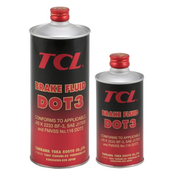 TCL Brake Fluid DOT3