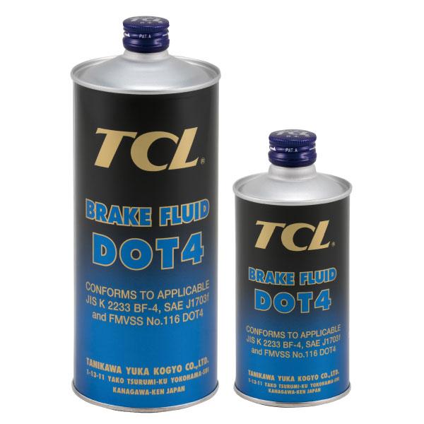 TCL Brake Fluid DOT4