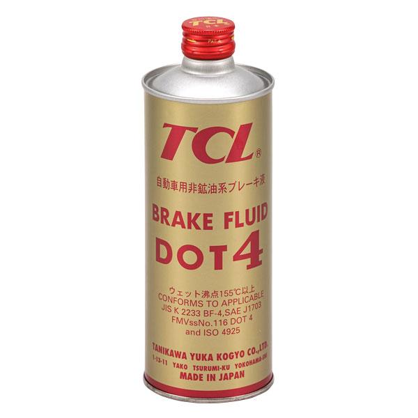TCL ブレーキフルード DOT4 500ml
